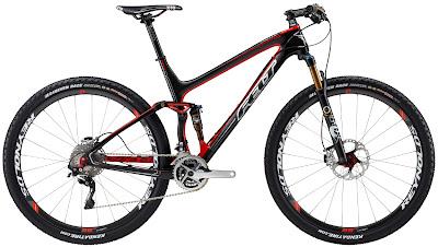 2013 Felt 29er Bike