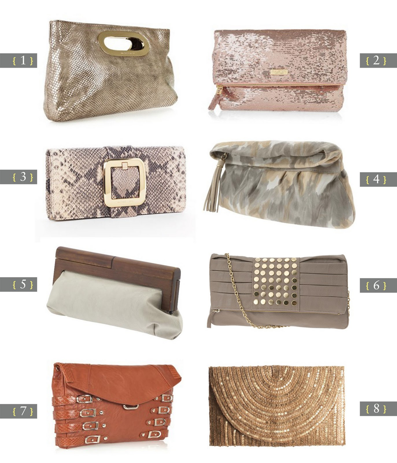 Bolsa De Festa Clutches : A designer s nest crazy about clutches