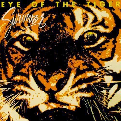 Survivor Eye of the tiger 1982
