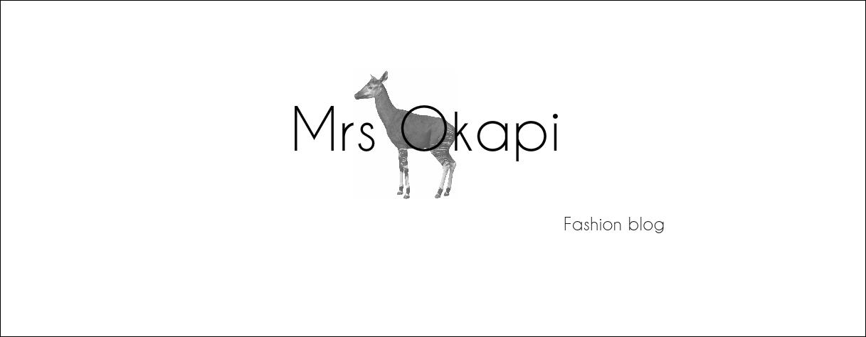 Mrs Okapi