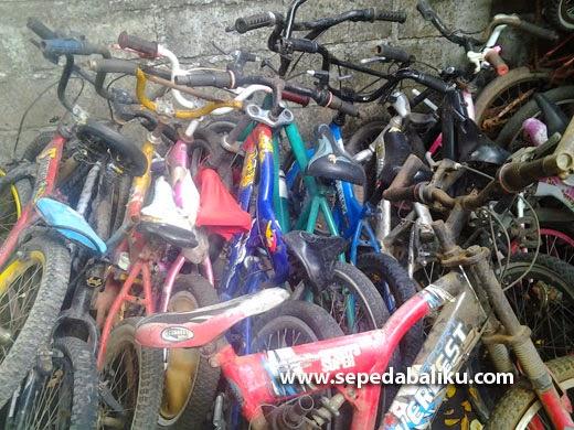 Frame Bekas Second di Denpasar Bali
