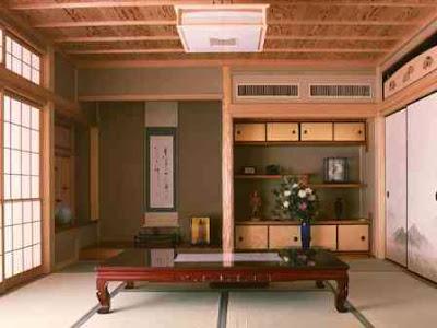 Rumah Minimalis Gaya Jepang