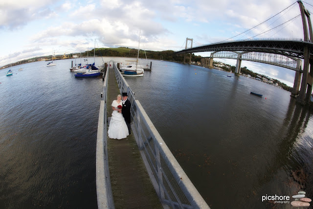 Saltash cornwall wedding Picshore Photography