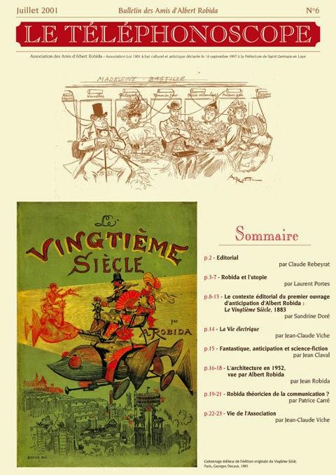 n°6 – Le Vingtième Siècle et La Vie électrique