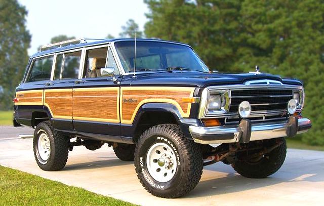 1000 images about grand wagoneers on pinterest jeeps. Black Bedroom Furniture Sets. Home Design Ideas