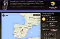 Sunrise Sunset Map: la hora exacta de la salida y puesta del sol de cualquier ciudad del mundo
