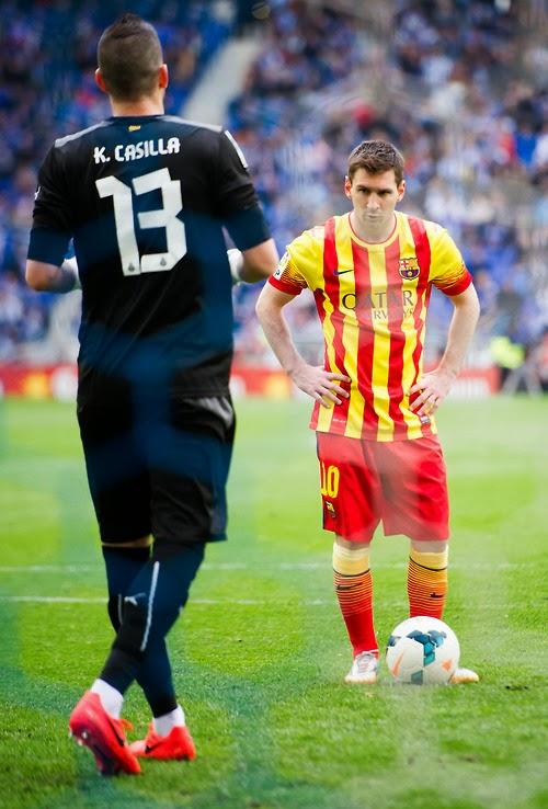 FC BARCELONA LIGA 2014
