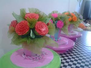 Kelas Rose Bouquet on 9/3 - Gong Badak ,K.Terengganu berminat sila sms nama to 0163357790