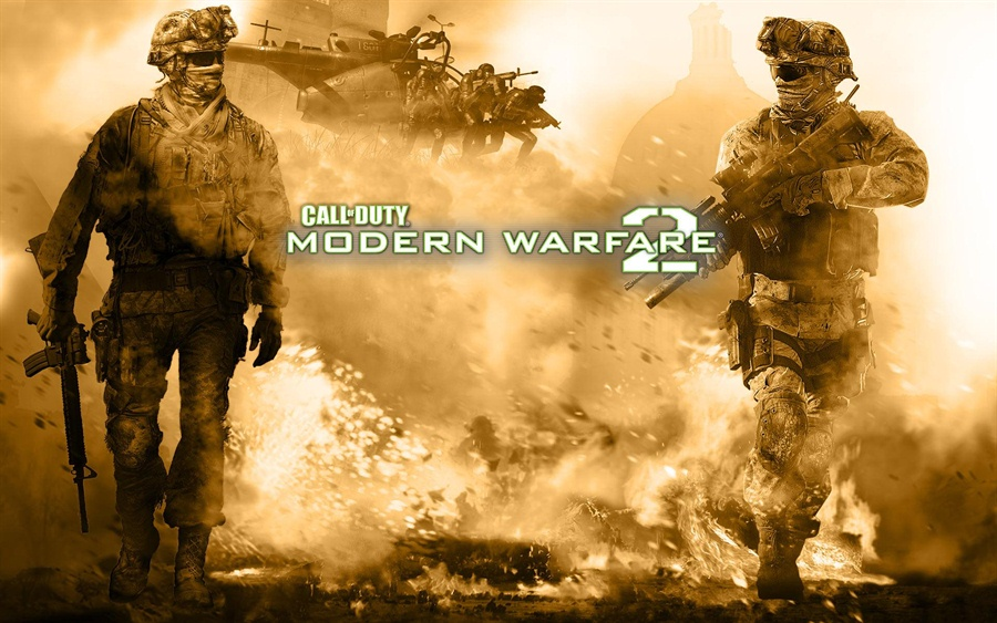 Call of Duty Modern Warfare 2 Download Poster
