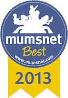 Stokke Sleepi Mini wins Mumsnet Best Award