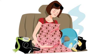 Gambar Mudik untuk Ibu Menyusui