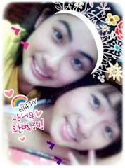 She is my love 2... sis