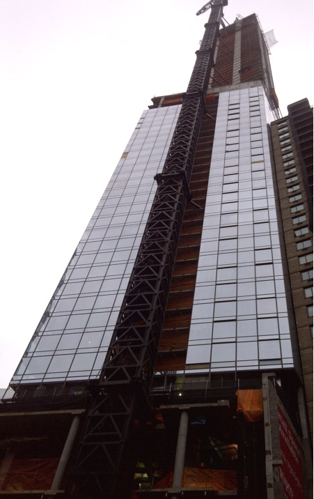 A fine blog on west 54th 1717 b 39 way double marriott gets for Terrace 54 1717 broadway