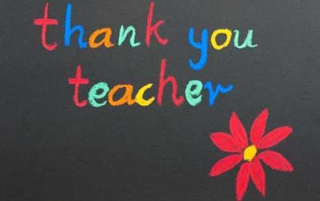 ucapan terima kasih untuk guru