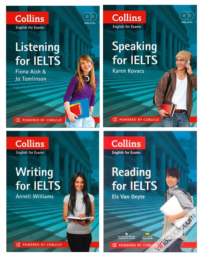 Complete Skill for IELTS by Collins