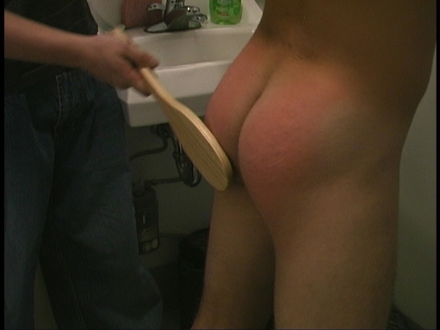 Remarkable spanked bottoms