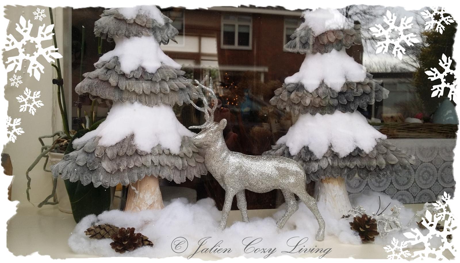 Jalien cozy living kerstmis in huis christmas in the house for Kerst ideeen voor in huis