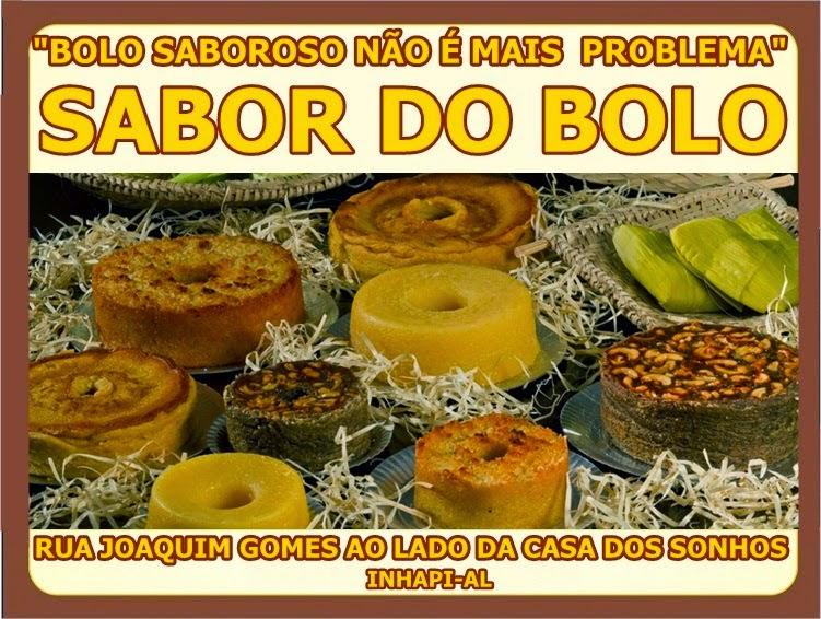 SABOR DO BOLO