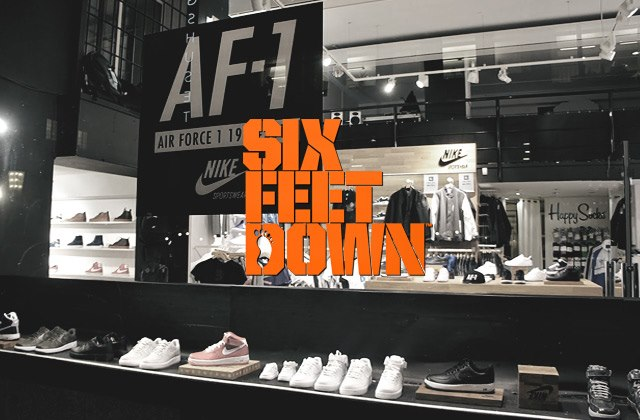 Six Feet Down