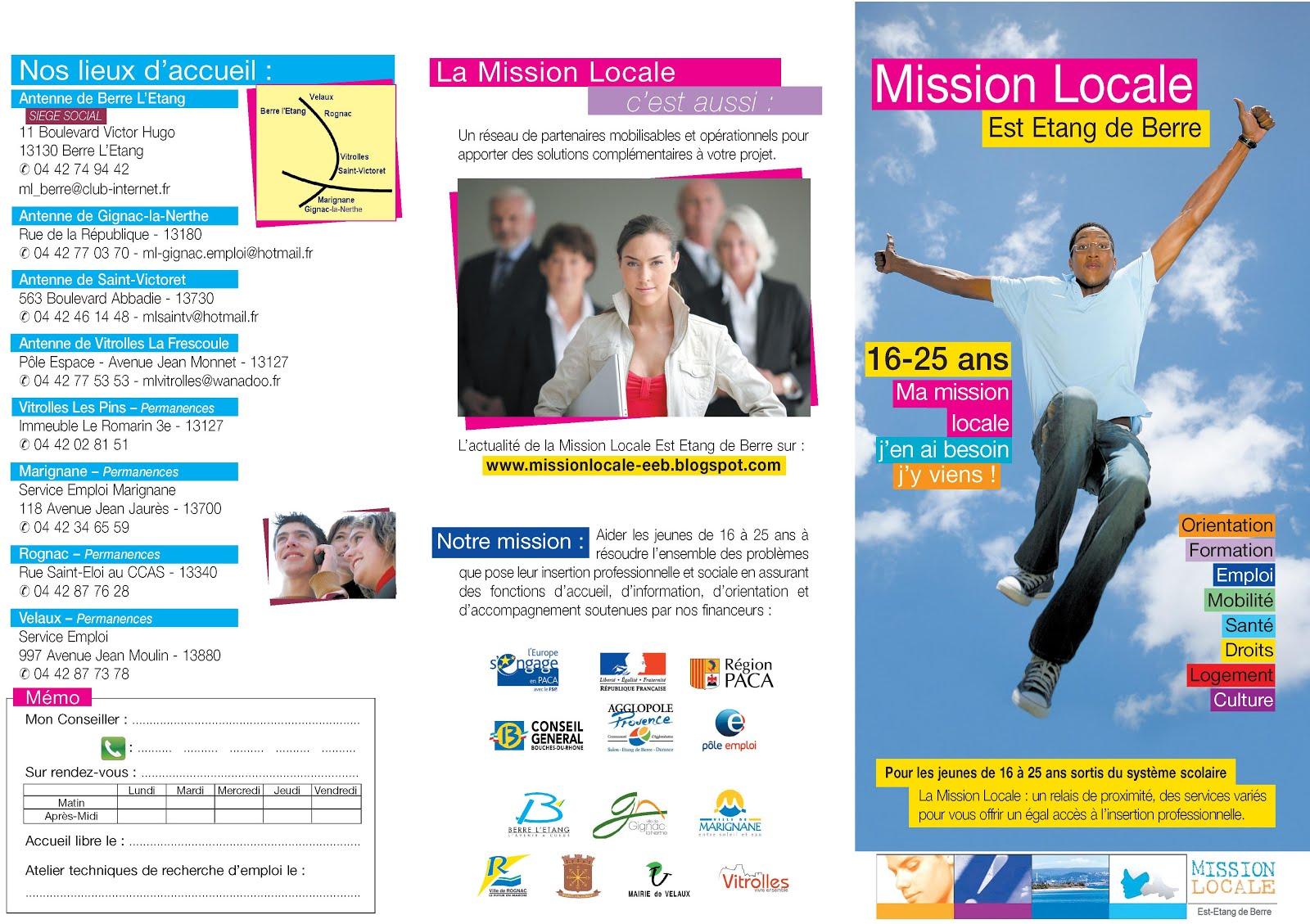 brochure pole emploi lettre de motivation