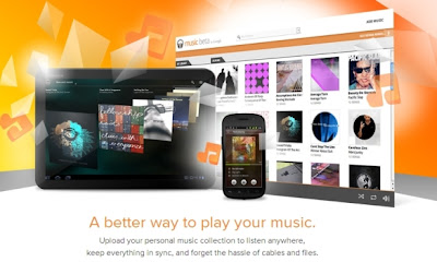 google music, beta, upload music, access anywhere