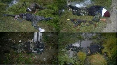 Pencerobohan Lahad Datu - 2 Lagi Anggota Polis Terbunuh