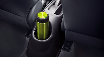 New March - Rear Cup Holder
