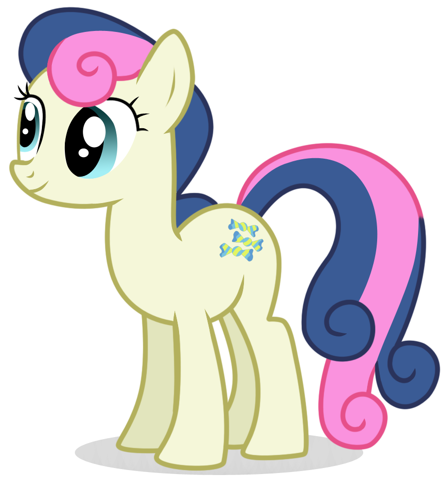 Luhivy S Favorite Things My Little Pony Series Bon Bon