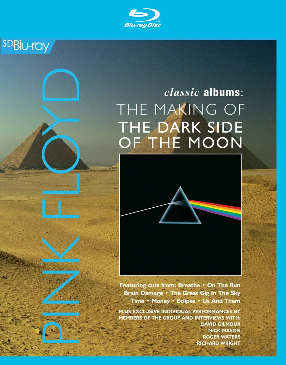 Pink Floyd Classic Albums The Making of The Dark Side of the Moon [BD25]