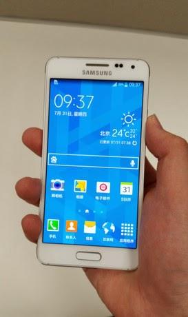 Samsung akan Matikan Galaxy Alpha?