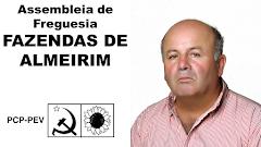ELEITO DA CDU NA ASSEMBLEIA DE FREGUESIA DE FAZENDAS DE ALMEIRIM