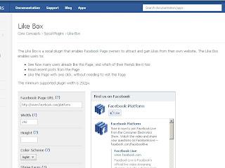 Membuat FP facebook