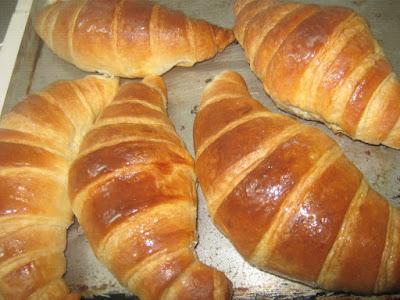 Resep Dasar Croissant
