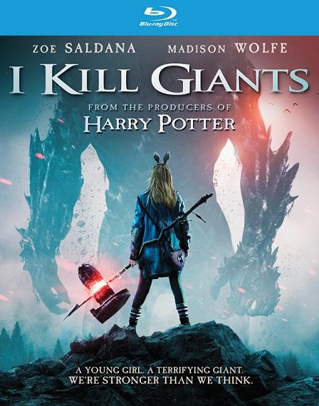 I Kill Giants (2017) 720p y 1080p BDRip mkv AC3 5.1 ch subs español