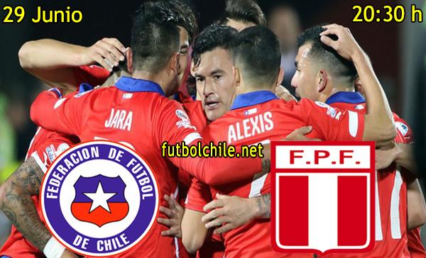 Chile vs Peru - Copa América - 20:30 h - 29/06/2015