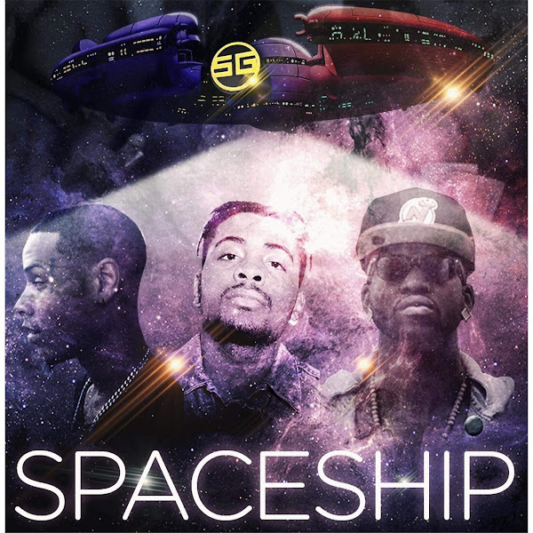 Fetty Wap - Spaceship (feat. Nikosi & North Maine) - Single Cover