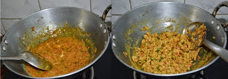 Anda Bhurji Curry