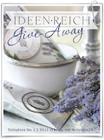 Give-Away bei Tanja