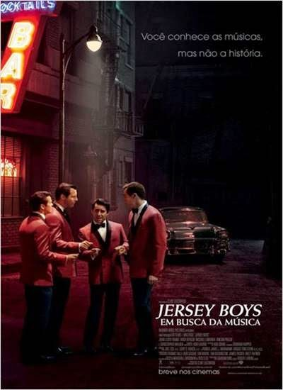 Download Jersey Boys Em Busca da Música AVI Dual Áudio + RMVB Dublado BDRip Torrent