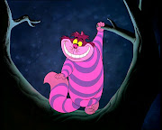It reminded me of the colours used for the Cheshire cat, so I named it .