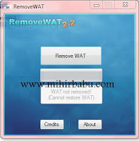 windows by RWAT (Remove WAT) 2.2 free download for windows seven all