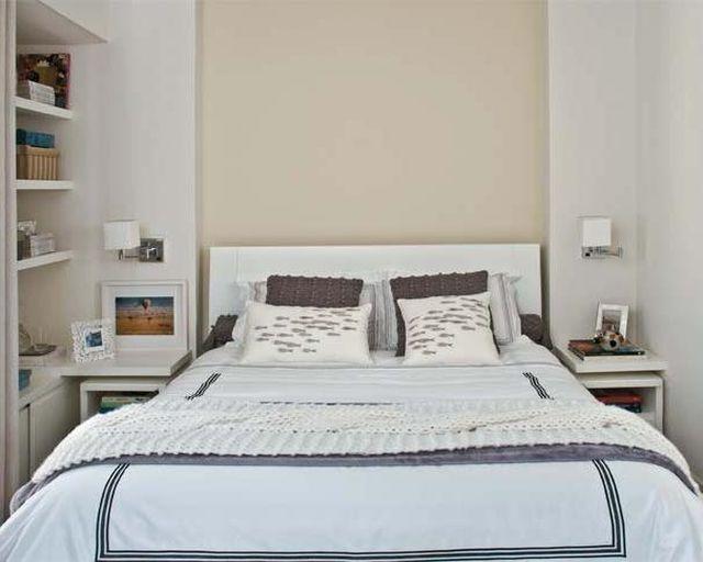 decoracao de apartamentos pequenos quarto casal:Páginas de Cetim: Dando um google em quartos de casal