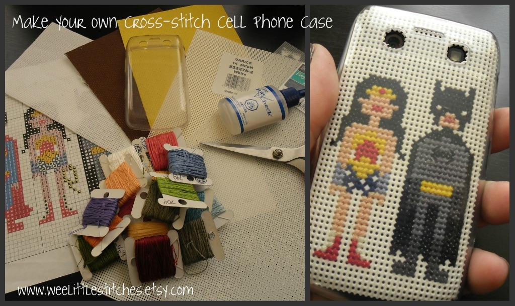 Weelittlestitches stitch your own cell phone case tutorial stitch your own cell phone case tutorial solutioingenieria Gallery