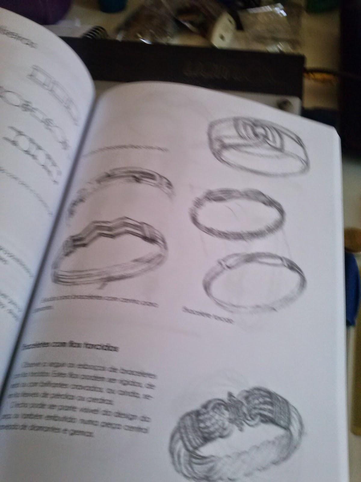 Super Desenhando Joias: Livro Desenho Técnico de Joias ID58