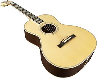 imagen de guitarra acustica gibson