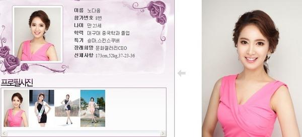 นางงามเกาหลี 2013 ศัลยกรรม หน้าเหมือนเป๊ะ - 17