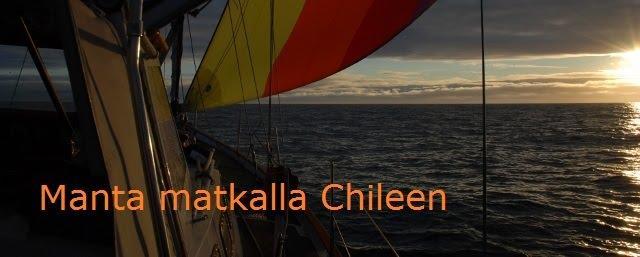Manta matkalla Chilessä