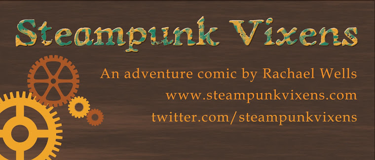Steampunk Vixens