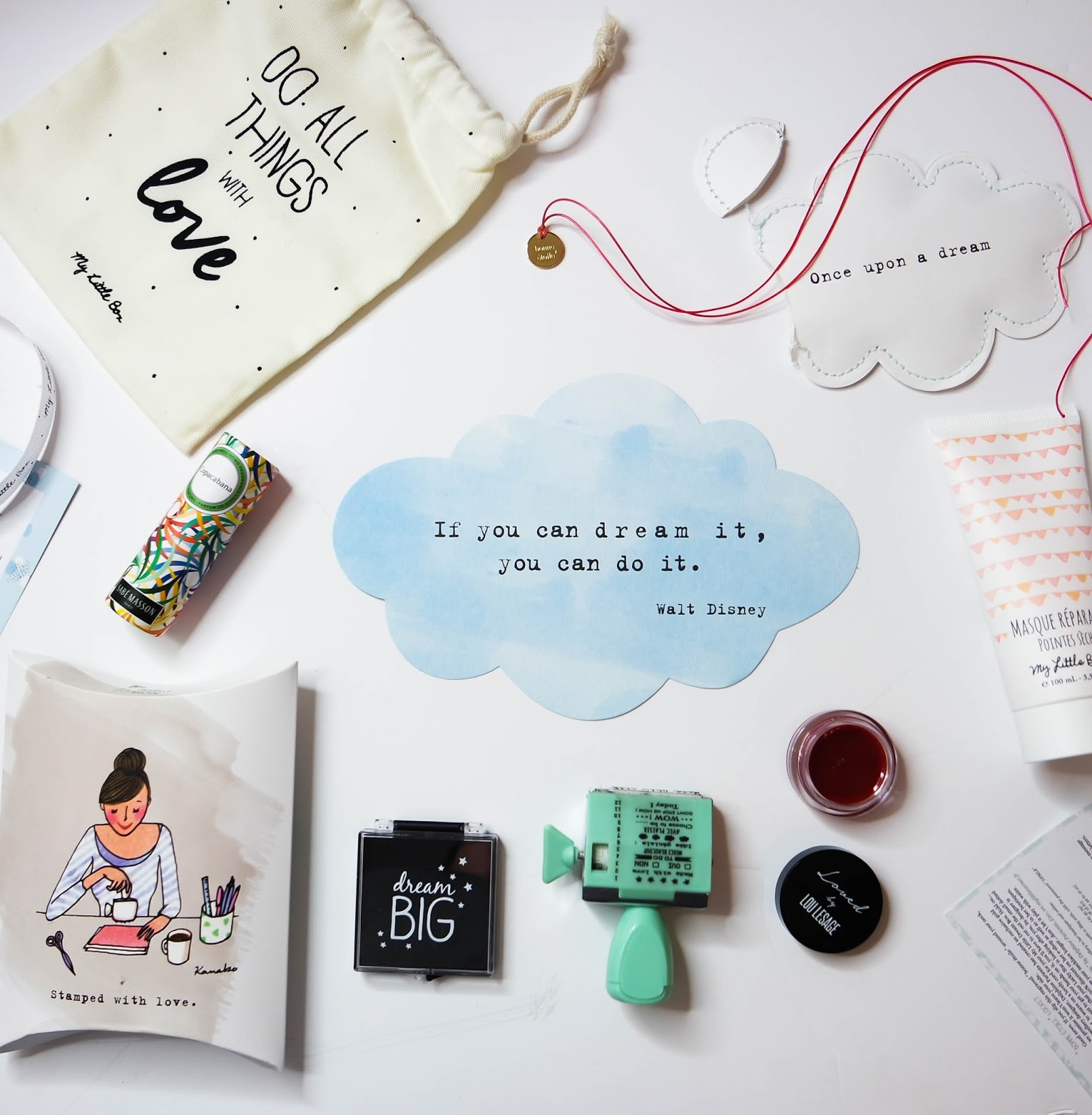 My Little Dream Box April