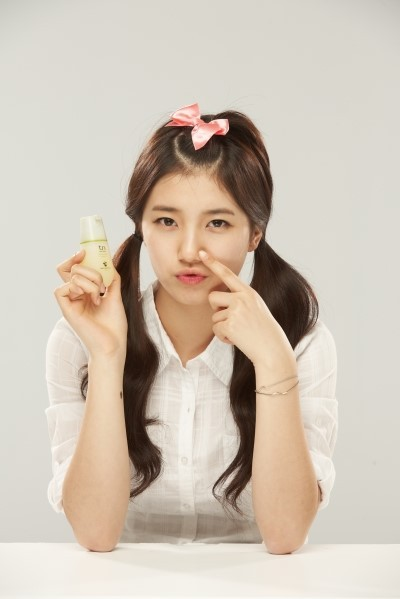 [PICTURE] Suzy Miss A do Cosmetic Promotion